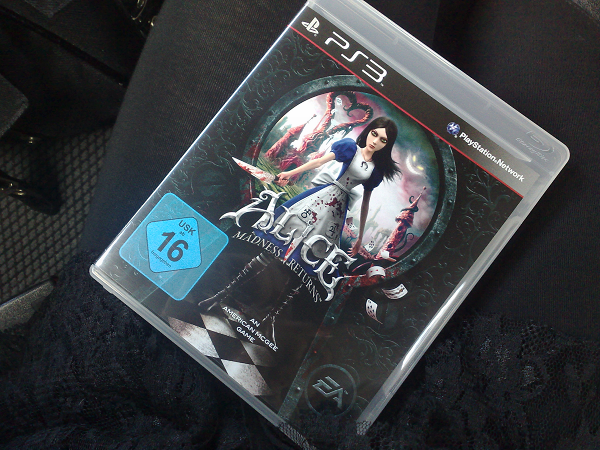 [Review] Alice:Madness Returns