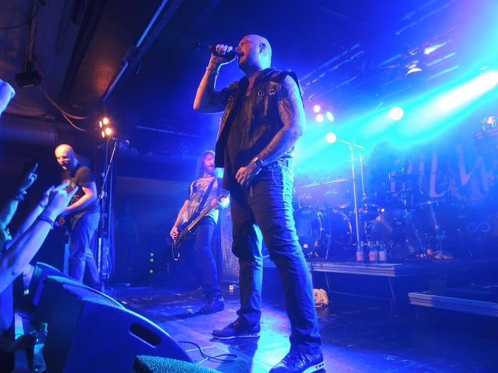 [Konzert] Soilwork – The Living Infinite