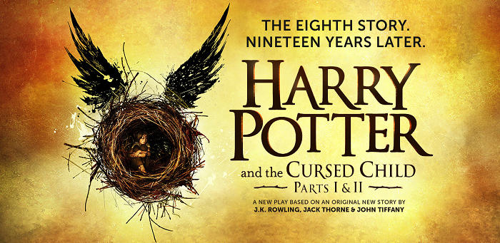 [The Play] Harry Potter And The Cursed Child
