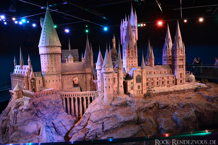 [London] Harry Potter Studio